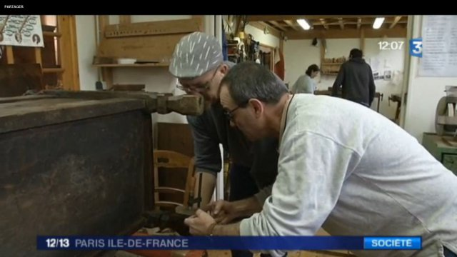 b thel une association qui aide d 39 anciens toxicomanes reprendre leurs vie en main france 3. Black Bedroom Furniture Sets. Home Design Ideas
