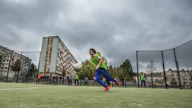 Ballon sur Bitume, le documentaire francilien sur la culture unique du foot de rue