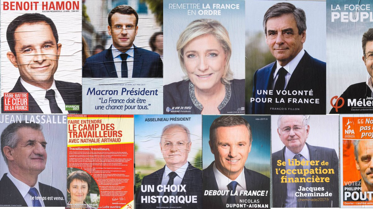 Sondage : pour qui l'Ile-de-France a-t-elle l'intention de voter au premier tour ?