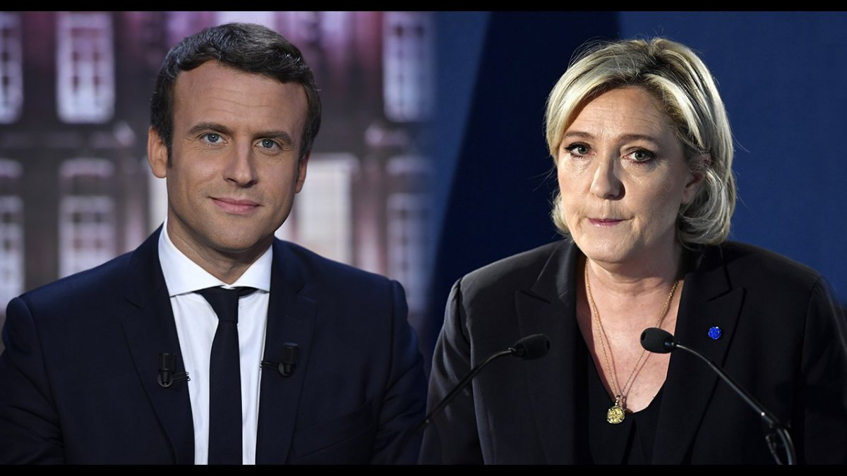 Second tour de la présidentielle : Macron / Le Pen, les intentions de vote en Île-de-France