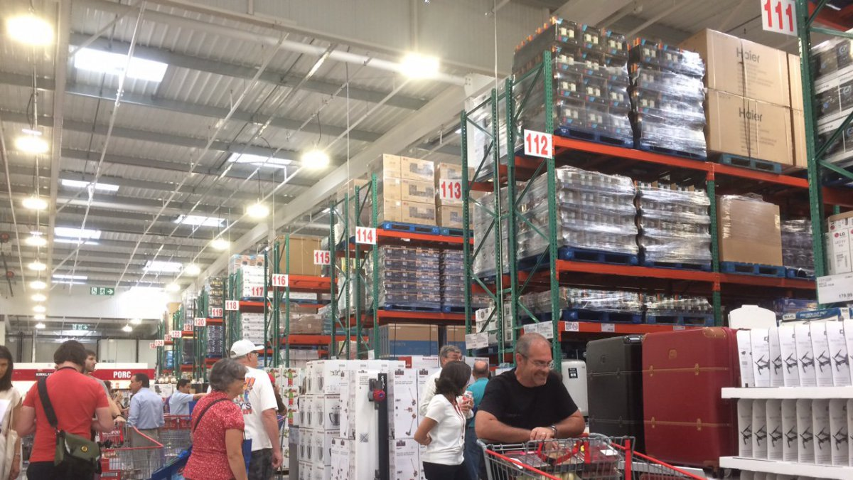 costco le g ant am ricain est ouvert france 3 paris ile de france. Black Bedroom Furniture Sets. Home Design Ideas