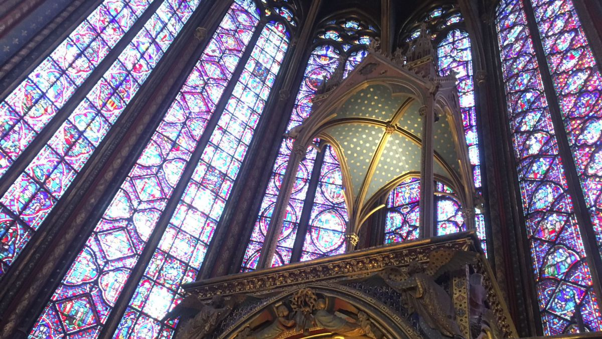 Incroyable Sainte-Chapelle