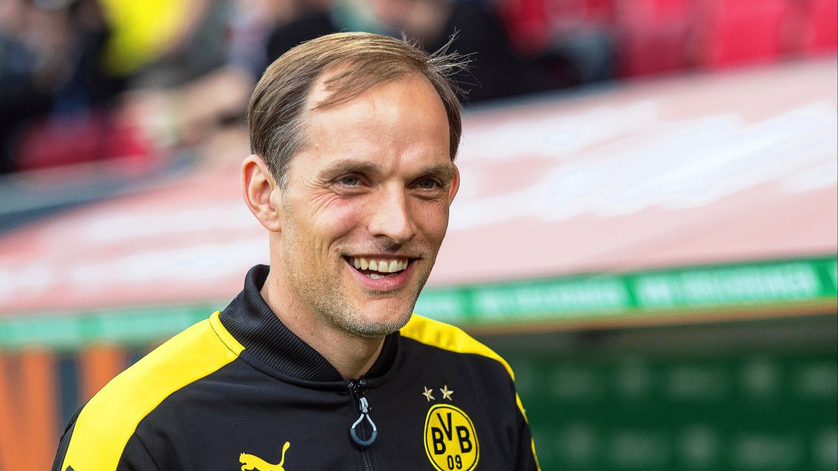 Paris Saint-Germain : Thomas Tuchel, le nouvel entraîneur