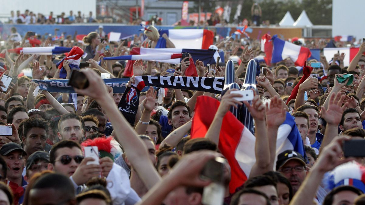 Coupe du monde de foot 2018 : à Noisy-le-Grand, une fan zone de 3000 m2 en Île-de-France