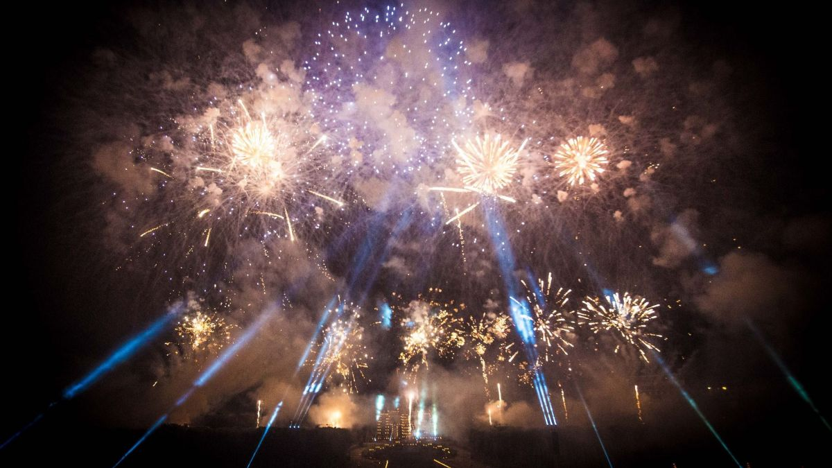 Le Grand feu de Saint-Cloud, plus grand feu d'artifice d'Europe, célèbre ses 10 ans