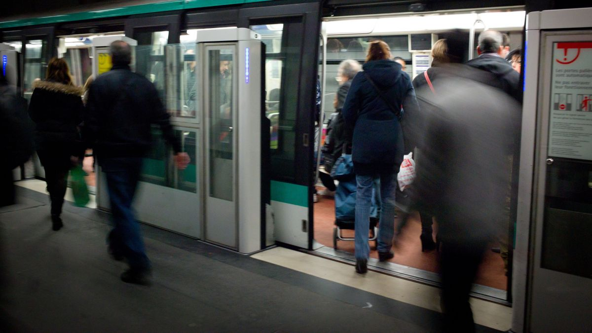 Transports en commun : 30% de signalements d'agressions sexuelles en plus en Ile-de-France