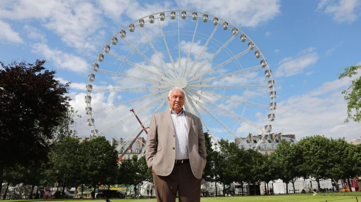 Paris : la grande roue de Marcel Campion de retour aux Tuileries, un an après son interdiction à la Concorde