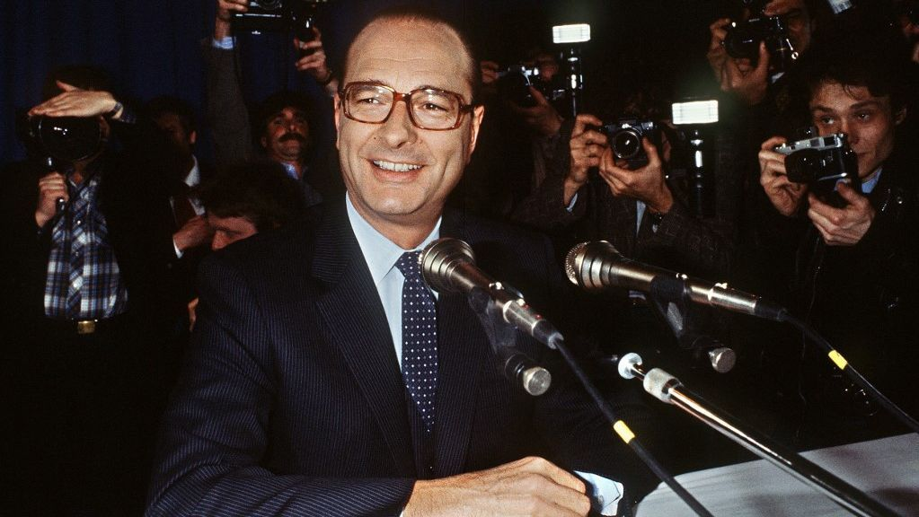"Jacques Chirac, le ""brave type"" et l'animal politique"