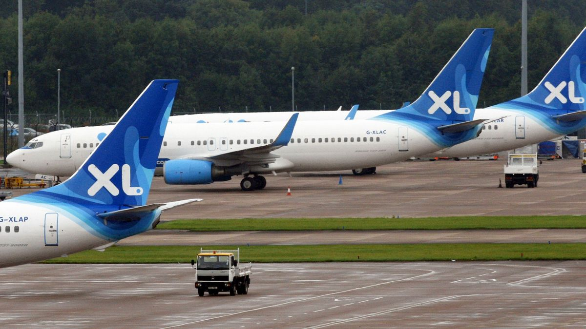 XL Airways / © Paul Ellis/AFP