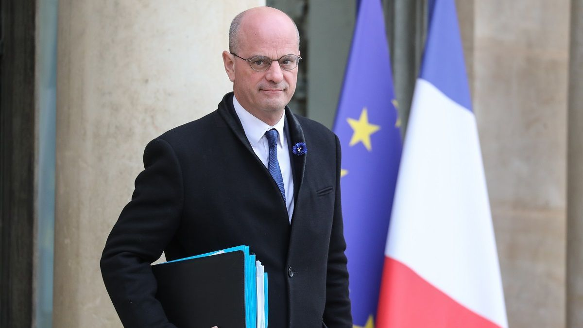 Jean-Michel Blanquer, ministre de l'Education nationale / © Ludovic Marin/AFP