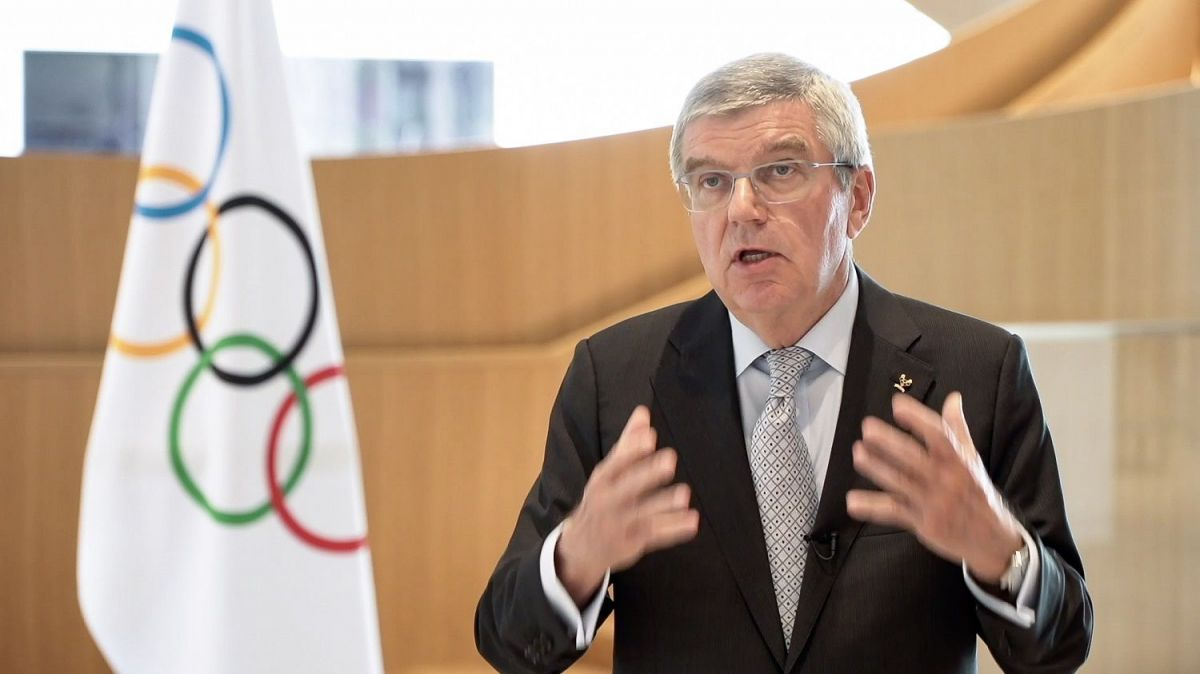 Le CIO a pris la décision de reporter les JO de Tokyo ce mardi 24 mars / © AFP PHOTO /International Olympic Committee Handout/AFP