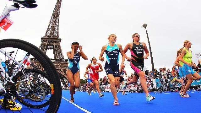 triathlon paris