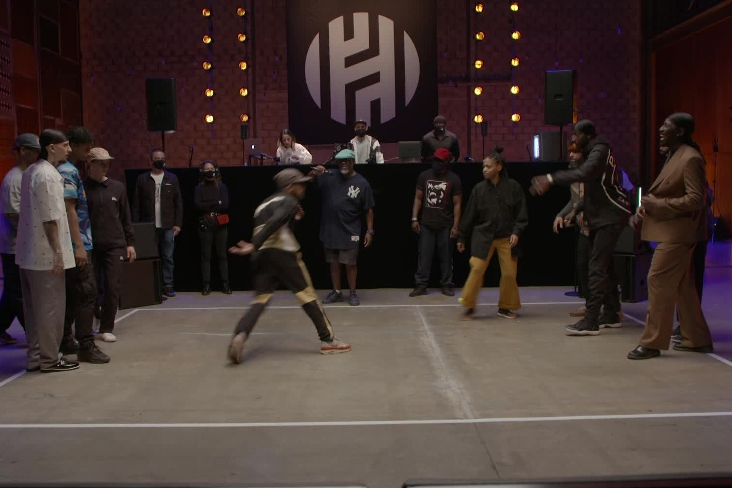 "Festival Hip Opsession 2021 : Battle Opsession 5 VS 5 exhibition et 1vs1 ""all styles"""