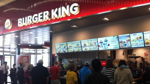 Burger King Reims-Champagne (A4) / © Photo : Laurence Laborie - France 3 Champagne-Ardenne