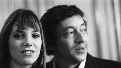 Jane et Serge Gainsbourg. Le sexy absolu. / © AFP