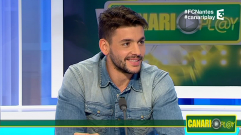 Filip Djordjevic dans Canariplay / © France 3