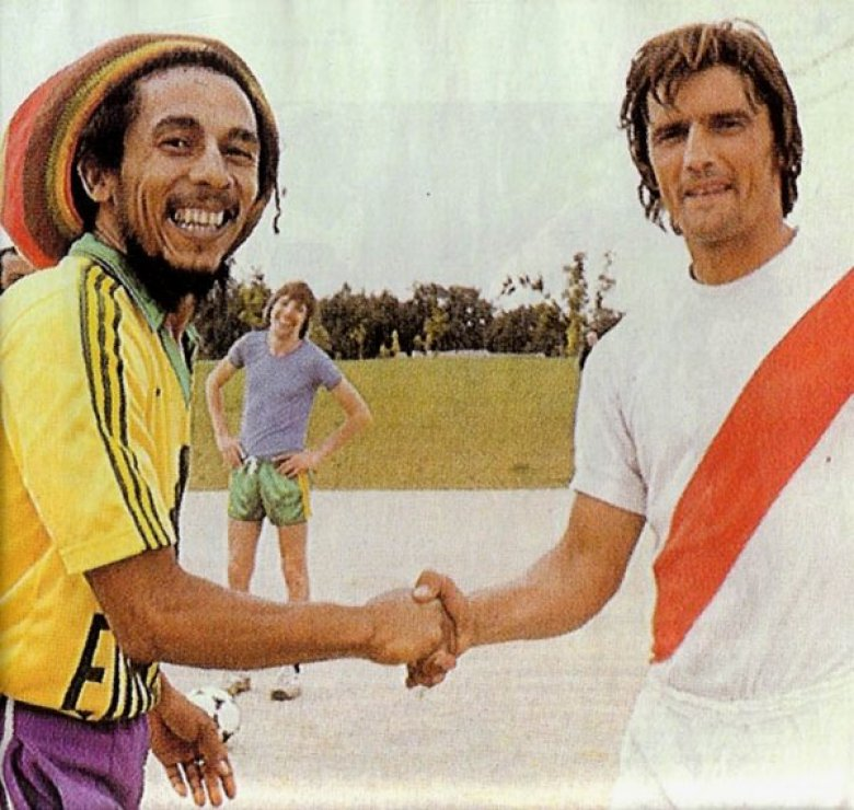FC Nantes : Happy birthday Bob Marley ! - France 3 Pays de la Loire