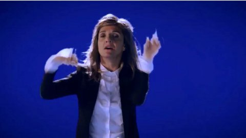Florence Foresti consacre Christine and the Queens (VIDEO)