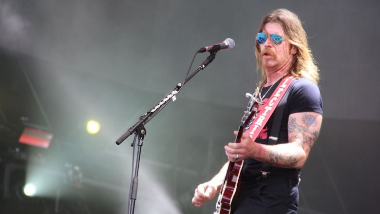 Eagles of death metal au Hellfest - juin 2019 / © France Télévisions - Eric Guillaud