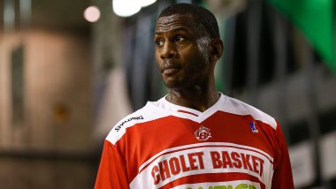Michael Wright a porté les couleurs de Cholet Basket / © Anthony Massardi - MaxPPP