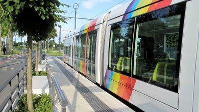 Angers : le trafic du tramway reprend progressivement
