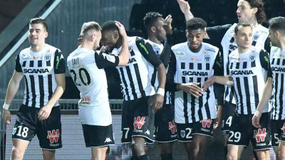 Football Ligue 1 : Angers écrase Caen