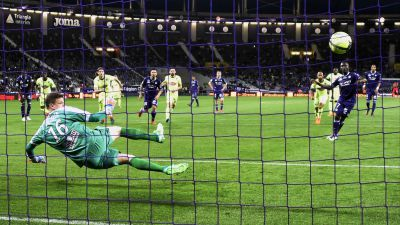 Toulouse FC - Angers SCO (2-0) :