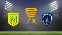 Coupe de la Ligue : FC Nantes VS Paris FC