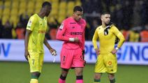 MaxPPP - FC nantes angers foot ligue 1