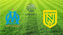 Football ligue 1 OM-FC Nantes (France Télévisions)