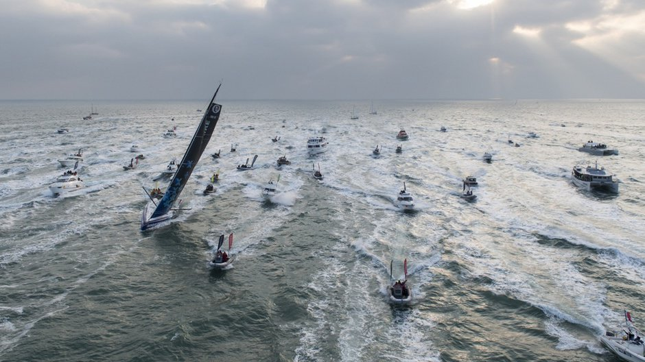 DOCUMENTAIRE. Le Vendée Globe 2016-2017