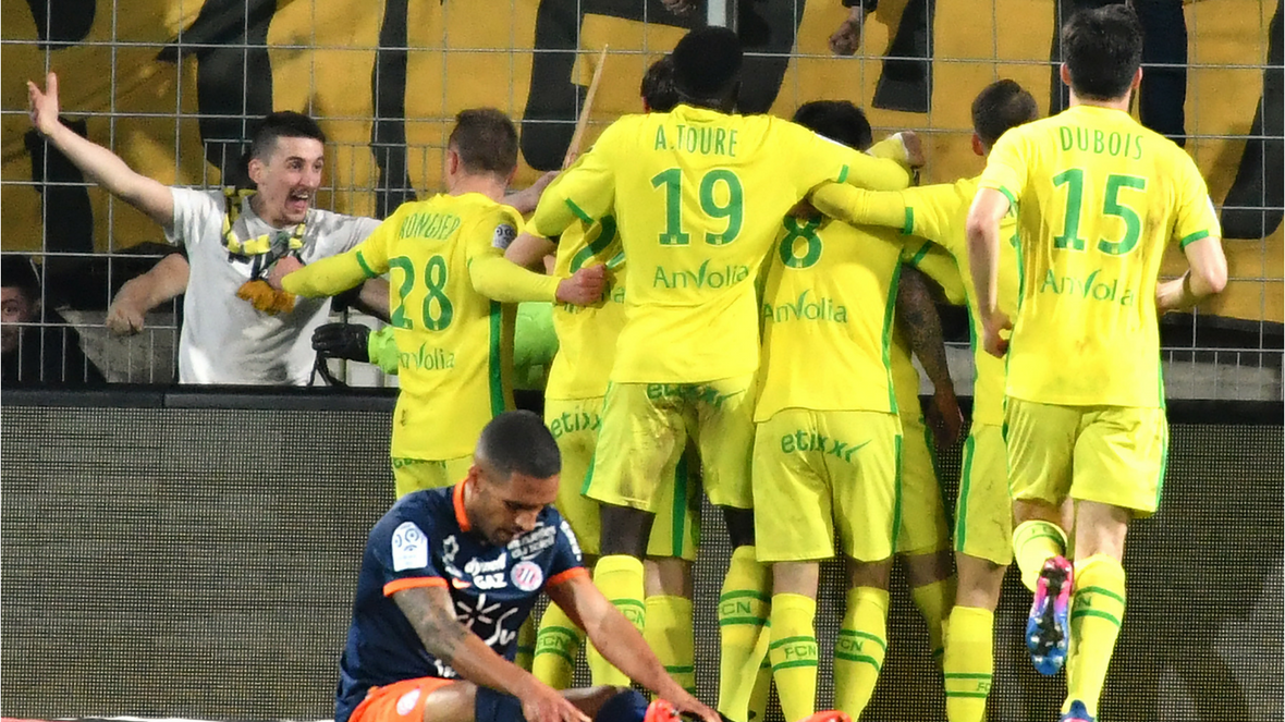 "FC Nantes : ""Un match fantastique"" face à Montpellier"