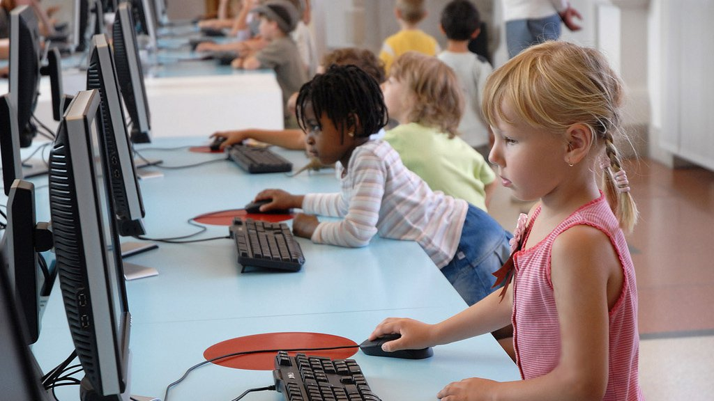 Les enfants et Internet : attention danger