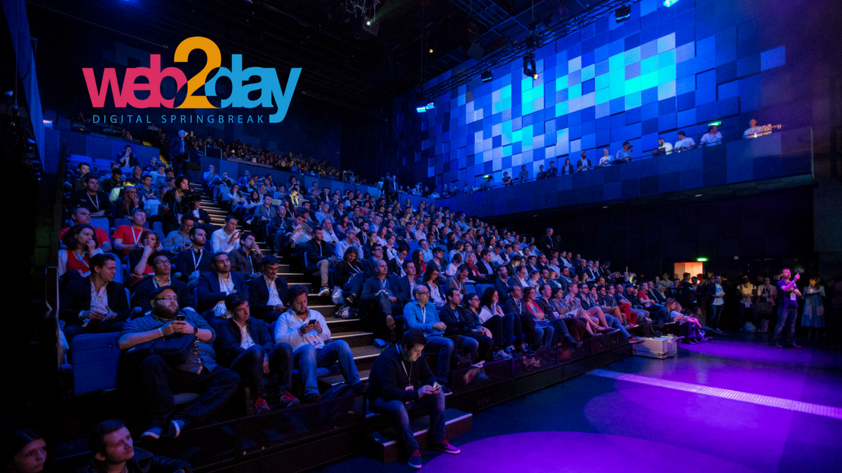 session Web2day 2016 / © Dorothy Alexandre / Adrien Falcon