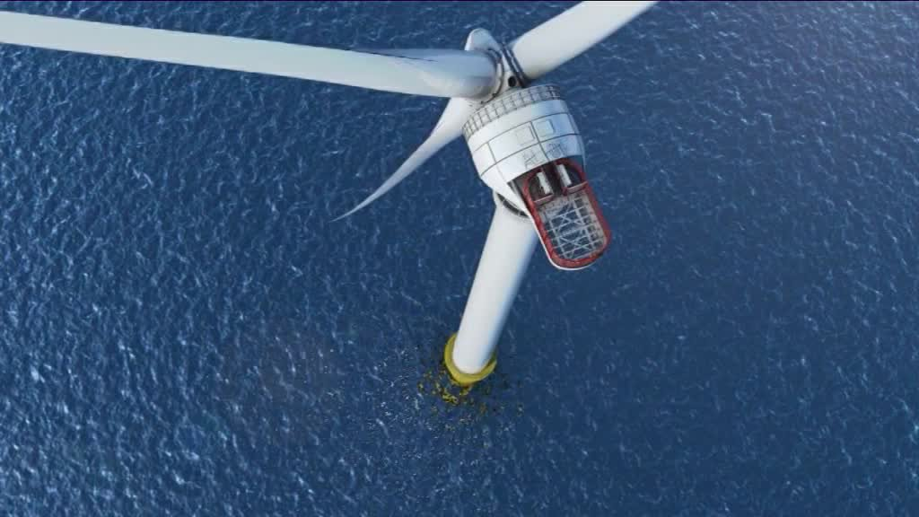 Éolien offshore : un amendement du gouvernement remet en cause six projets de parcs