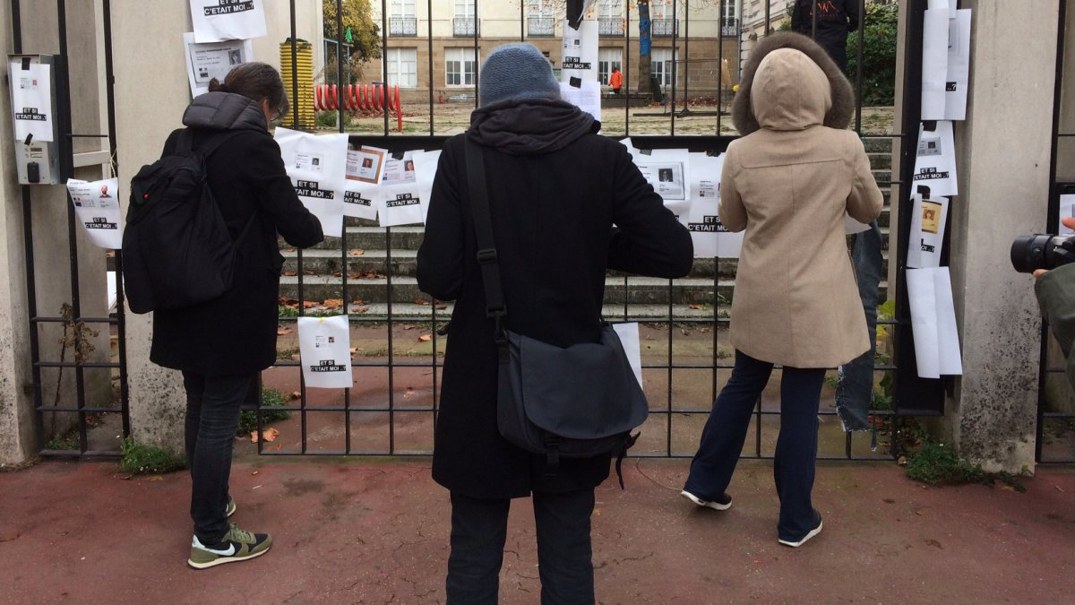Migrants à Nantes: un collectif d'étudiants se mobilise