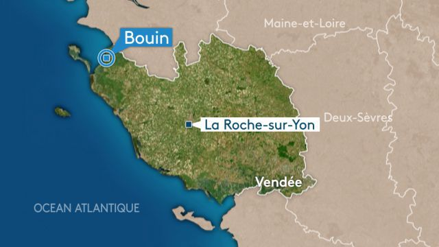 Vendée : un accident mortel dans le marais Breton