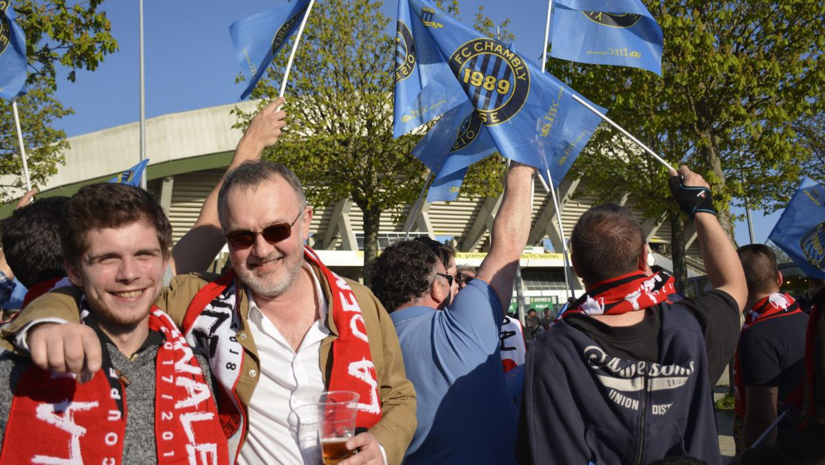 Les Herbiers / Chambly : le match des supporters
