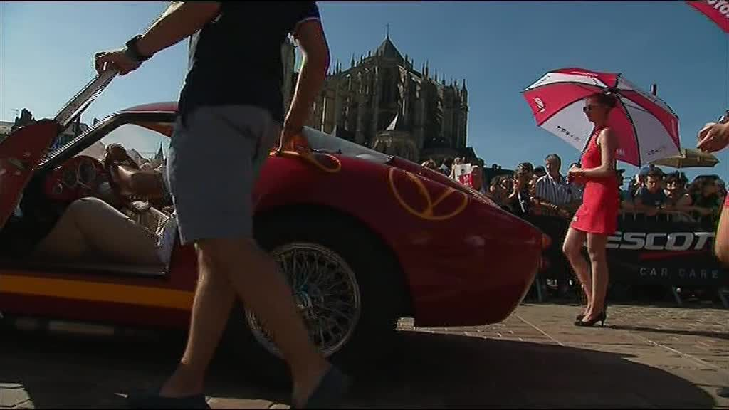 Direct : la parade des 24h du Mans 2018 au centre-ville