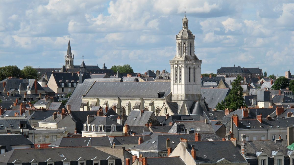 Angers, ville la plus attractive de France