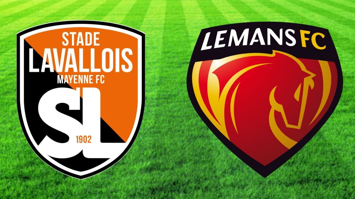 Derby Stade Lavallois/Le Mans FC le 6 avril 2019 / © France TV