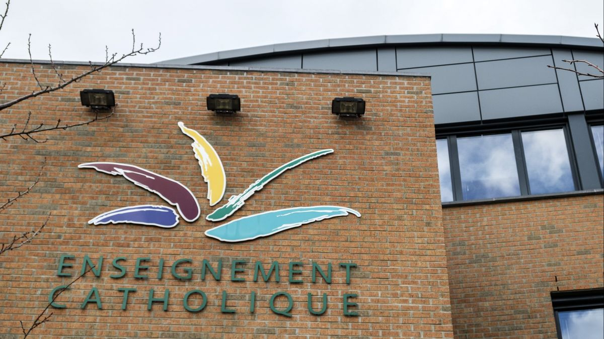 Enseignement catholique / © BELPRESS/MAXPPP/Jean-Marc Quinet