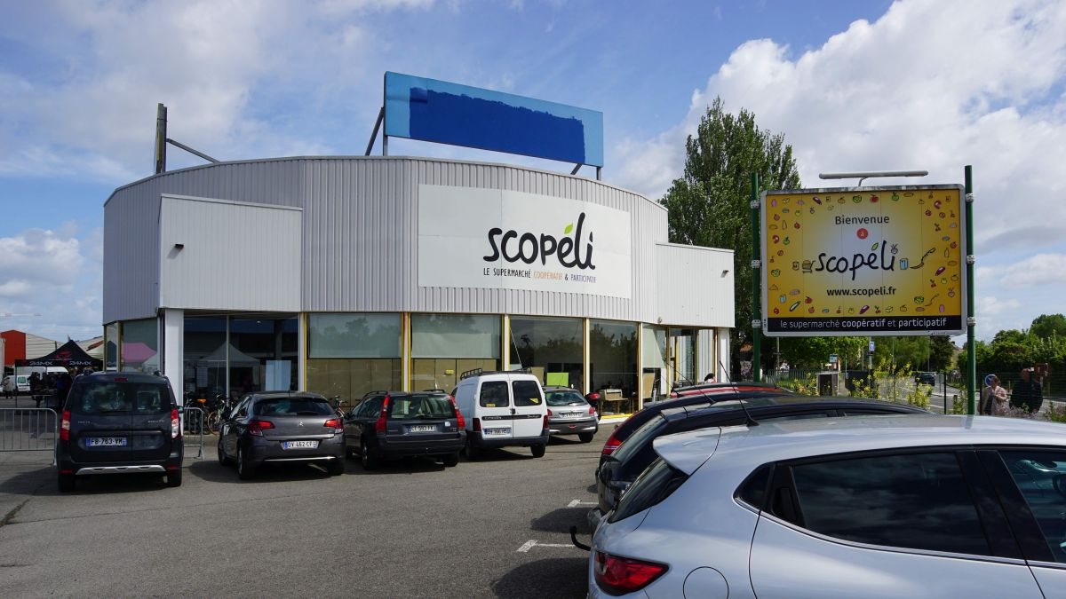 Rezé : Scopéli le supermarché bio et local