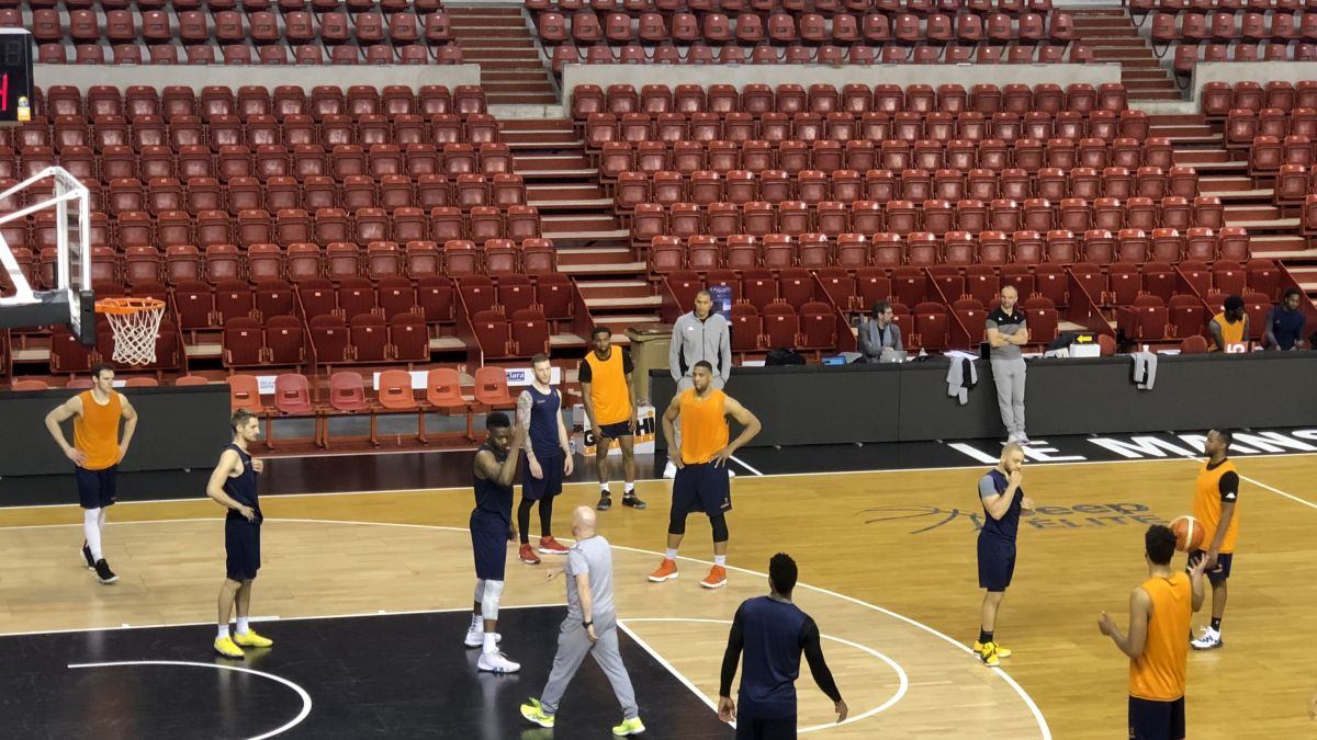 Coupe de France masculine de Basket : Le Mans s'incline face à Villeurbanne