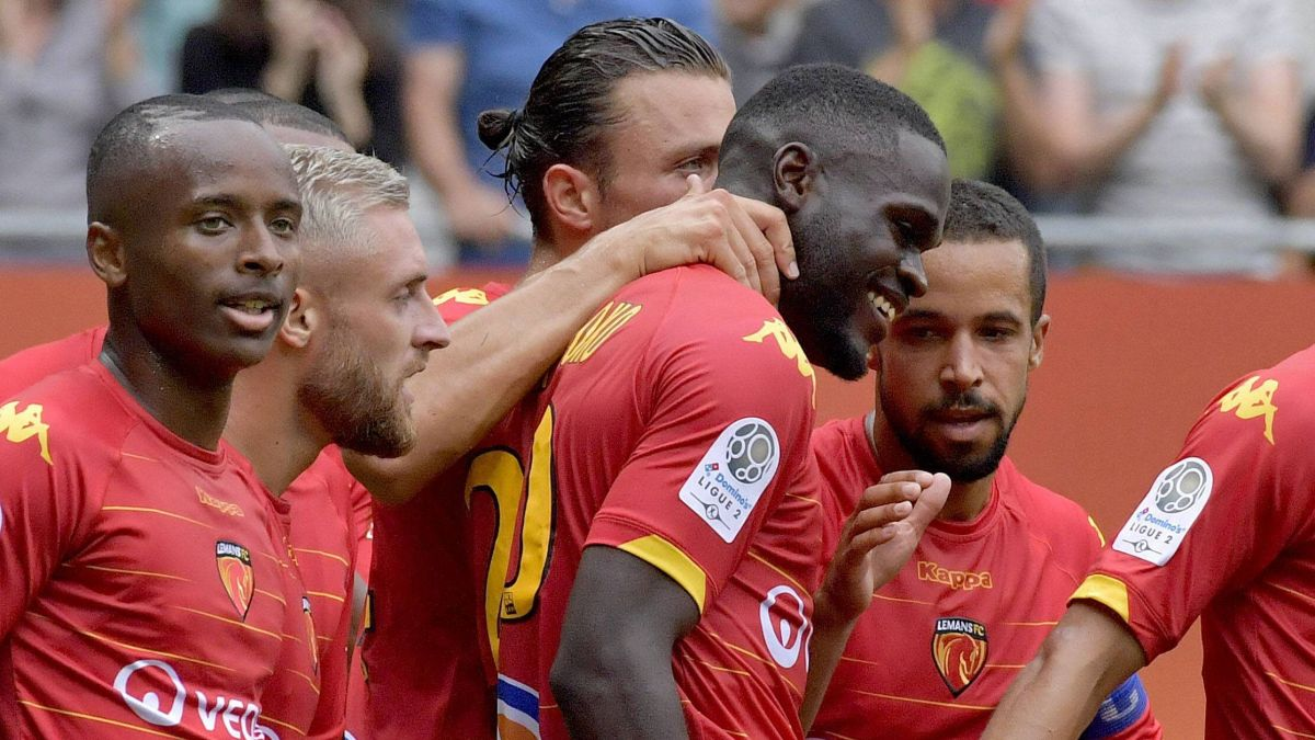 Le Mans FC replonge dans le grand bain de la ligue 2 et s'incline face au RC Lens