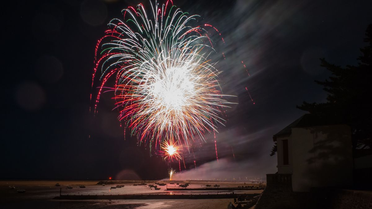 Vendée et Loire-Atlantique : interdiction de pétards et feux d'artifice à la Saint-Sylvestre