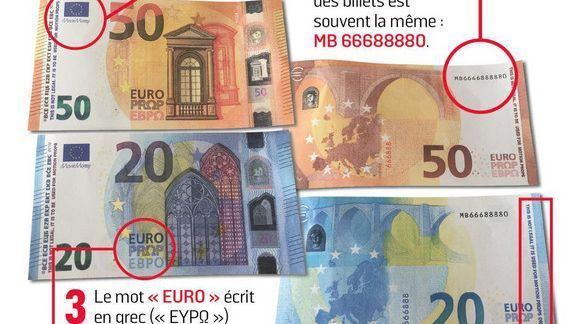 Movie money en Sarthe : attention à l'arnaque aux faux billets