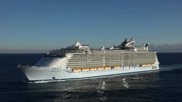 Oasis of the Seas / © STX St Nazaire - RCCL