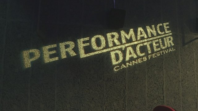 Le festival Performance d'acteur