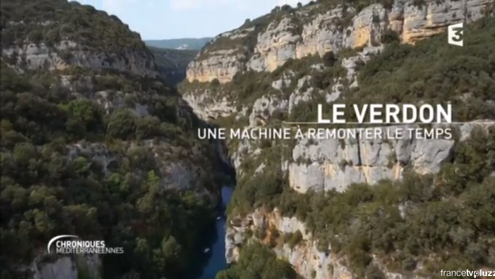 """Le Verdon, une machine à remonter le temps"""